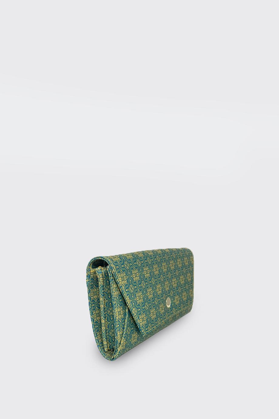 pochette linda verde avenue 67
