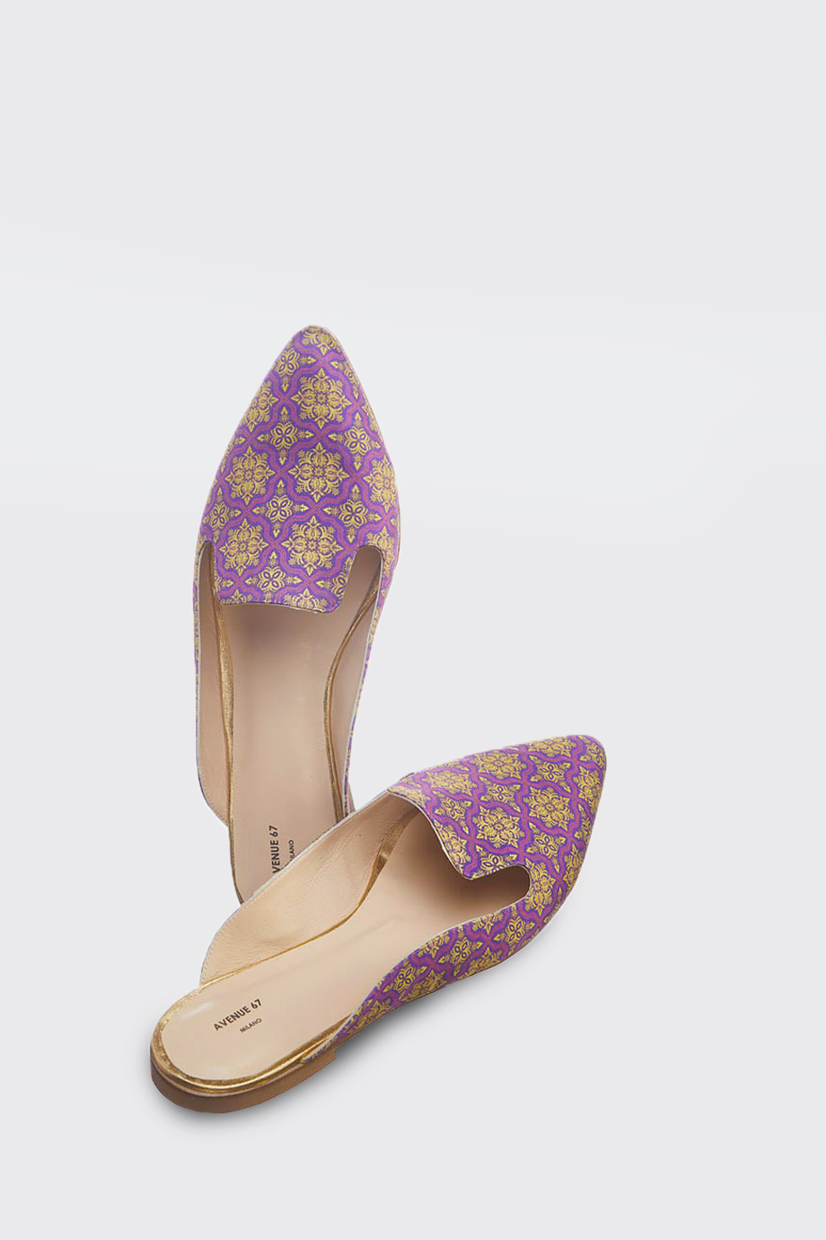 arabesque slipper viola avenue 67