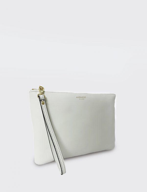 mini bag Tina vit bianco avenue 67