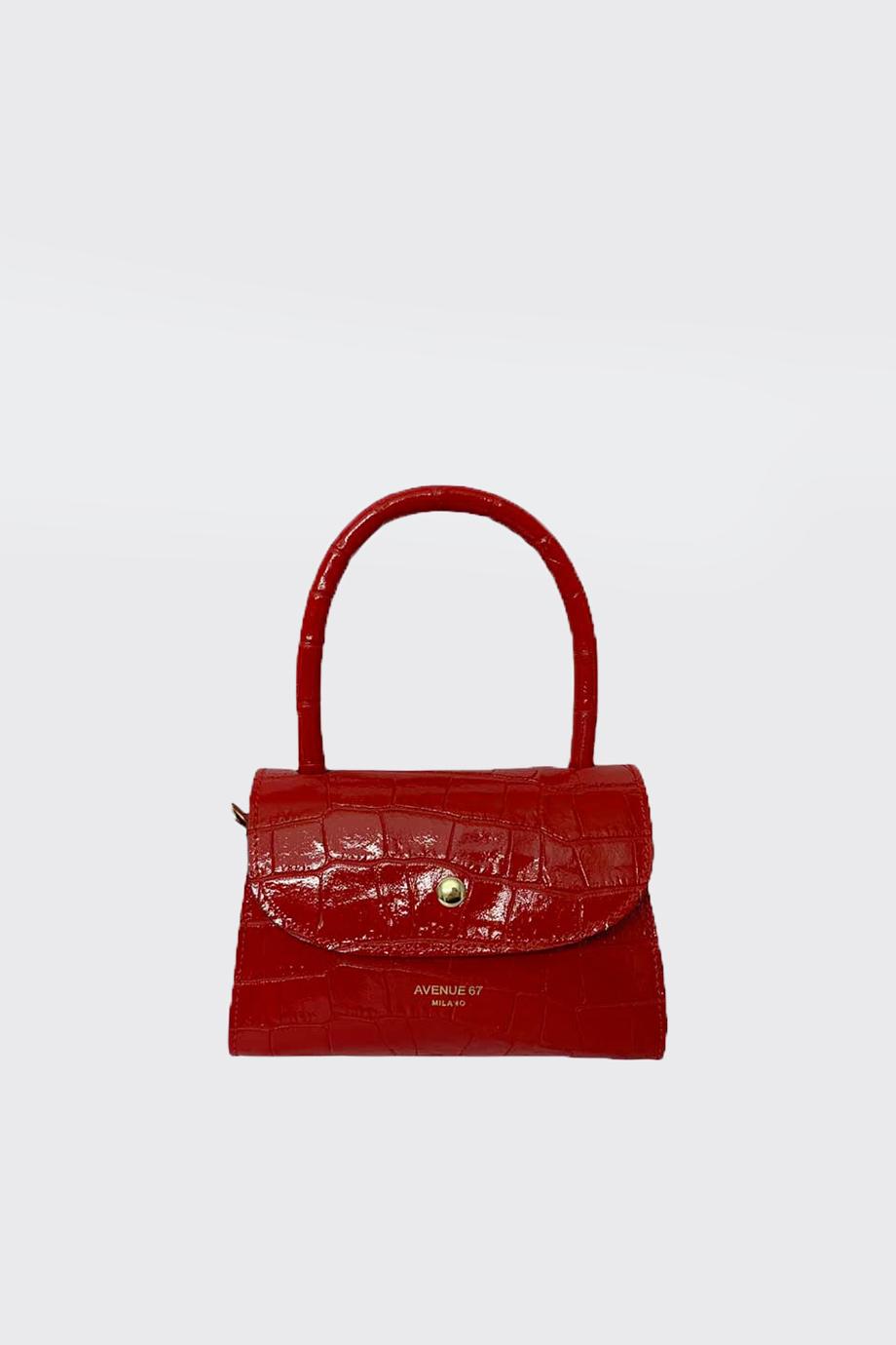 borsa mimi bag rosso avenue 67