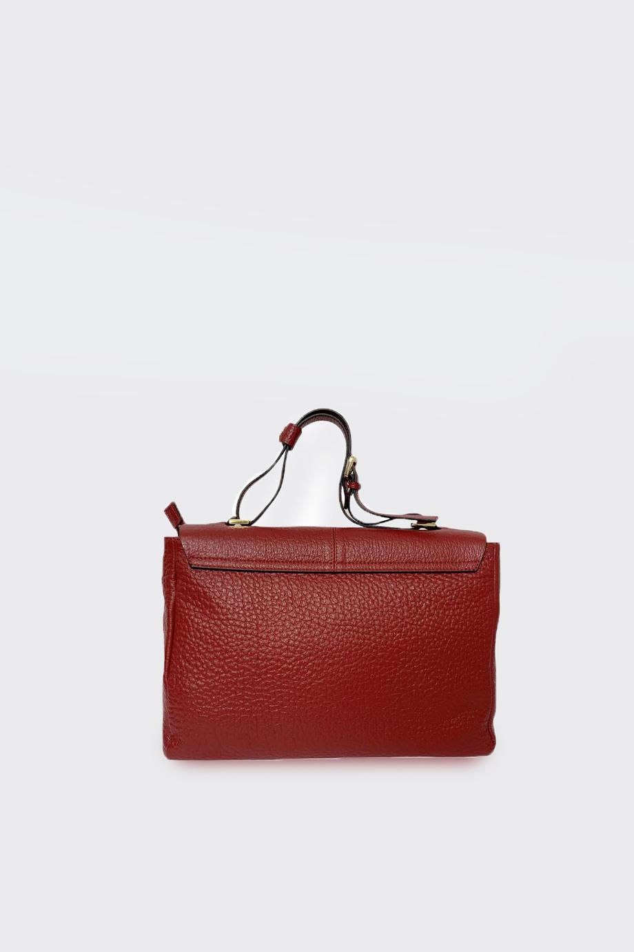 borsa Elettra rosso rubino avenue 67