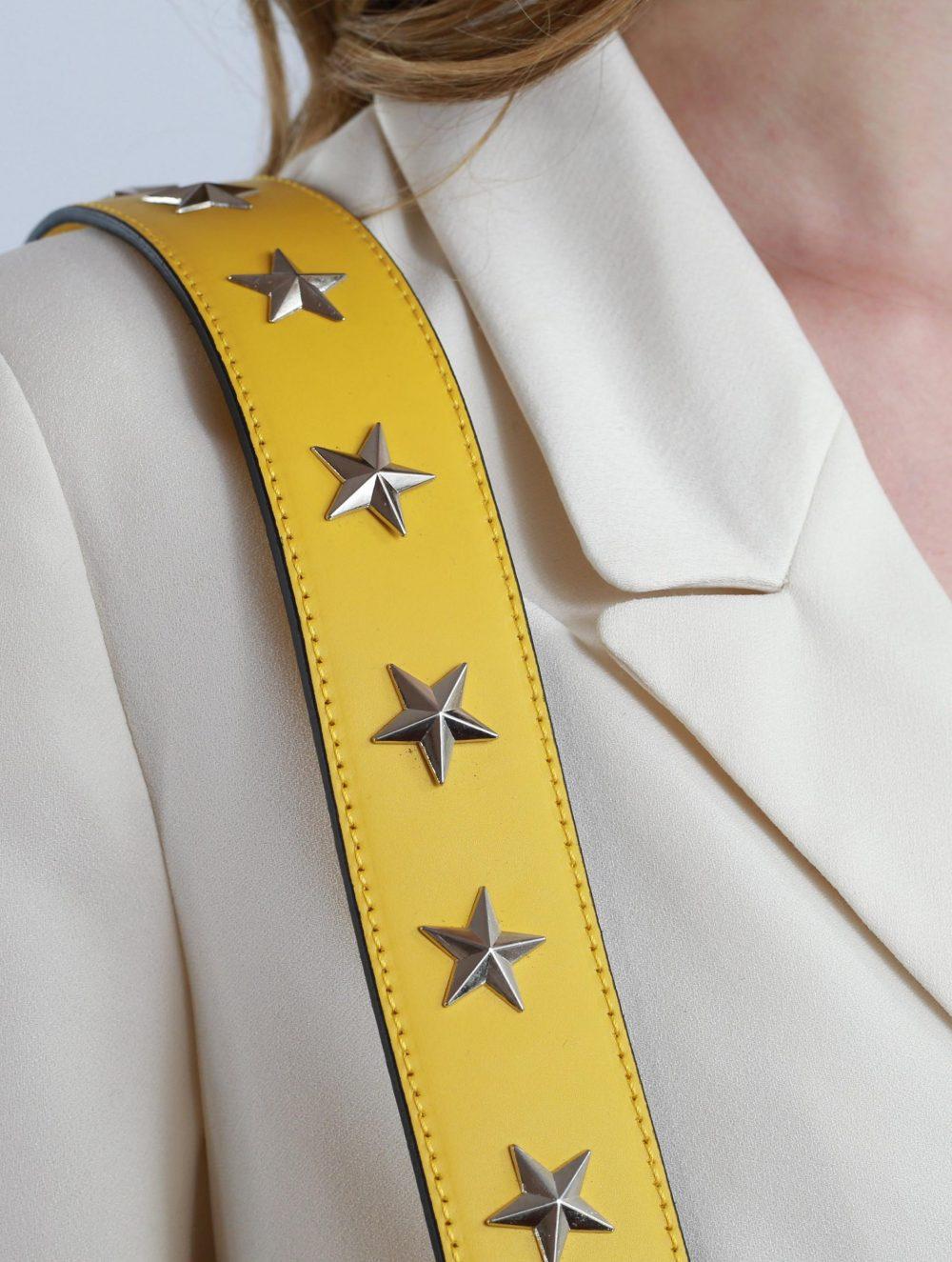 tracolla stars giallo avenue 67