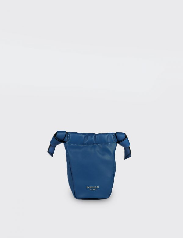 borsa pocket blu cielo avenue 67