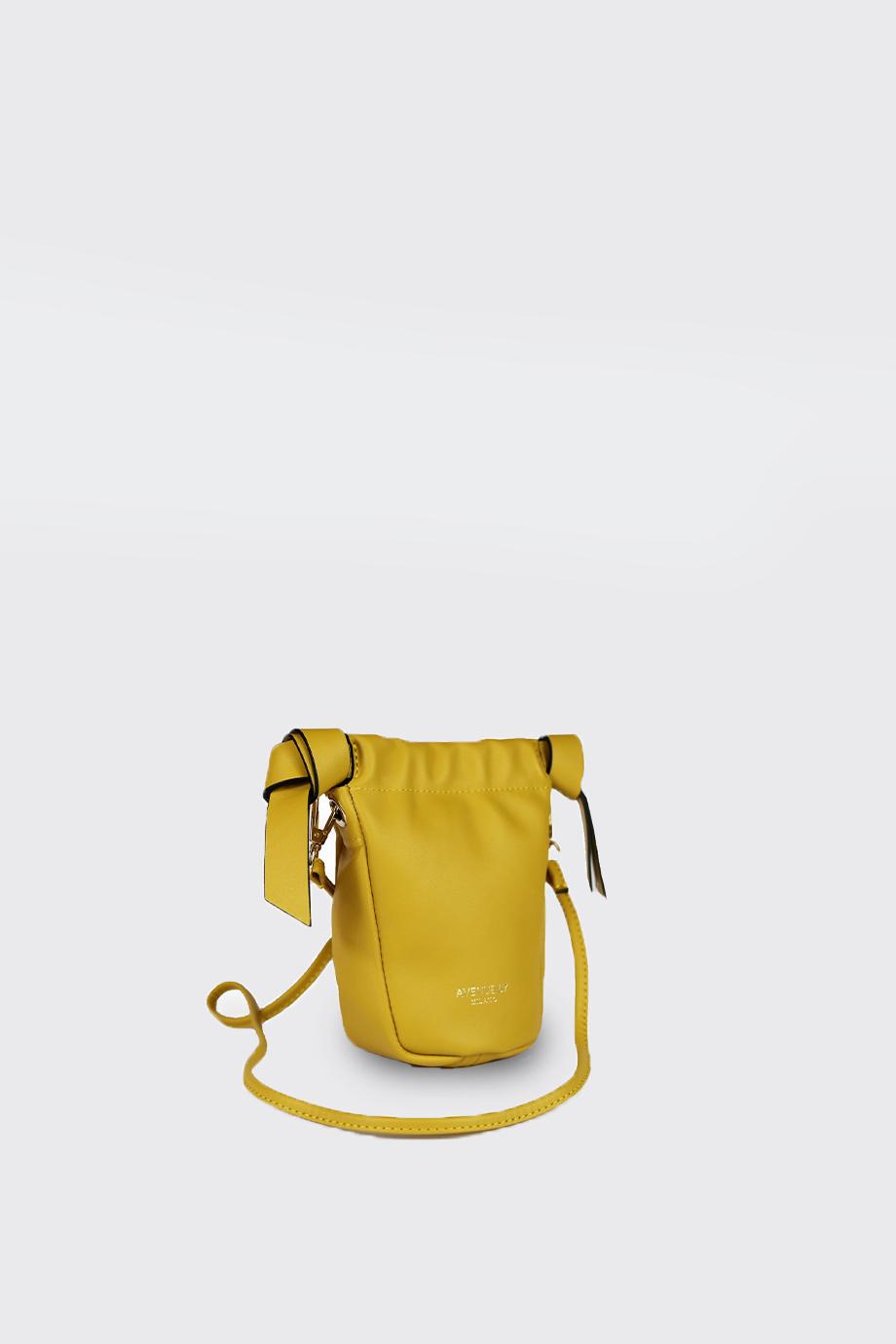borsa pocket giallo avenue 67