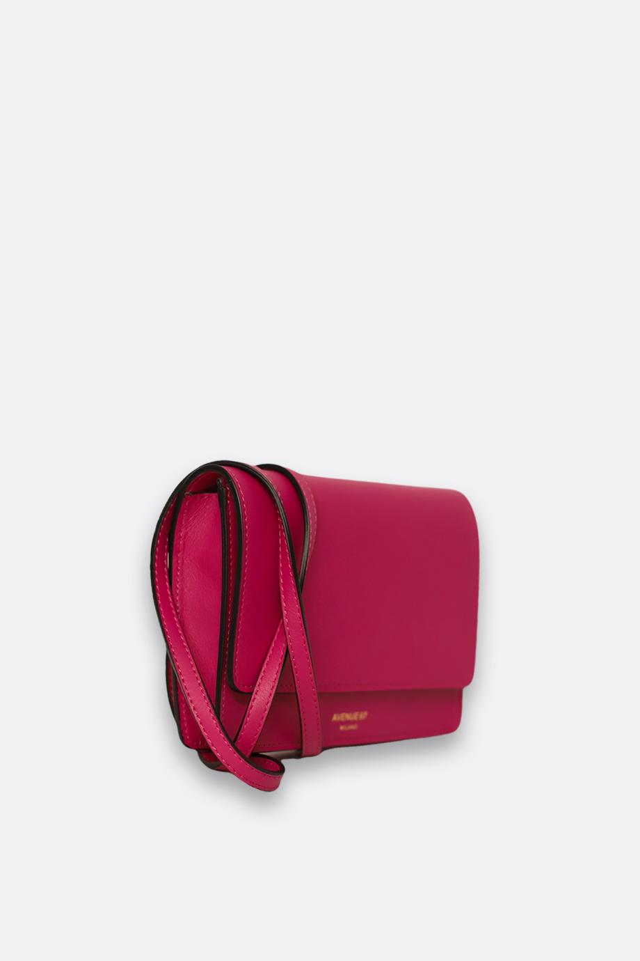 mini bag travel vit fucsia avenue 67