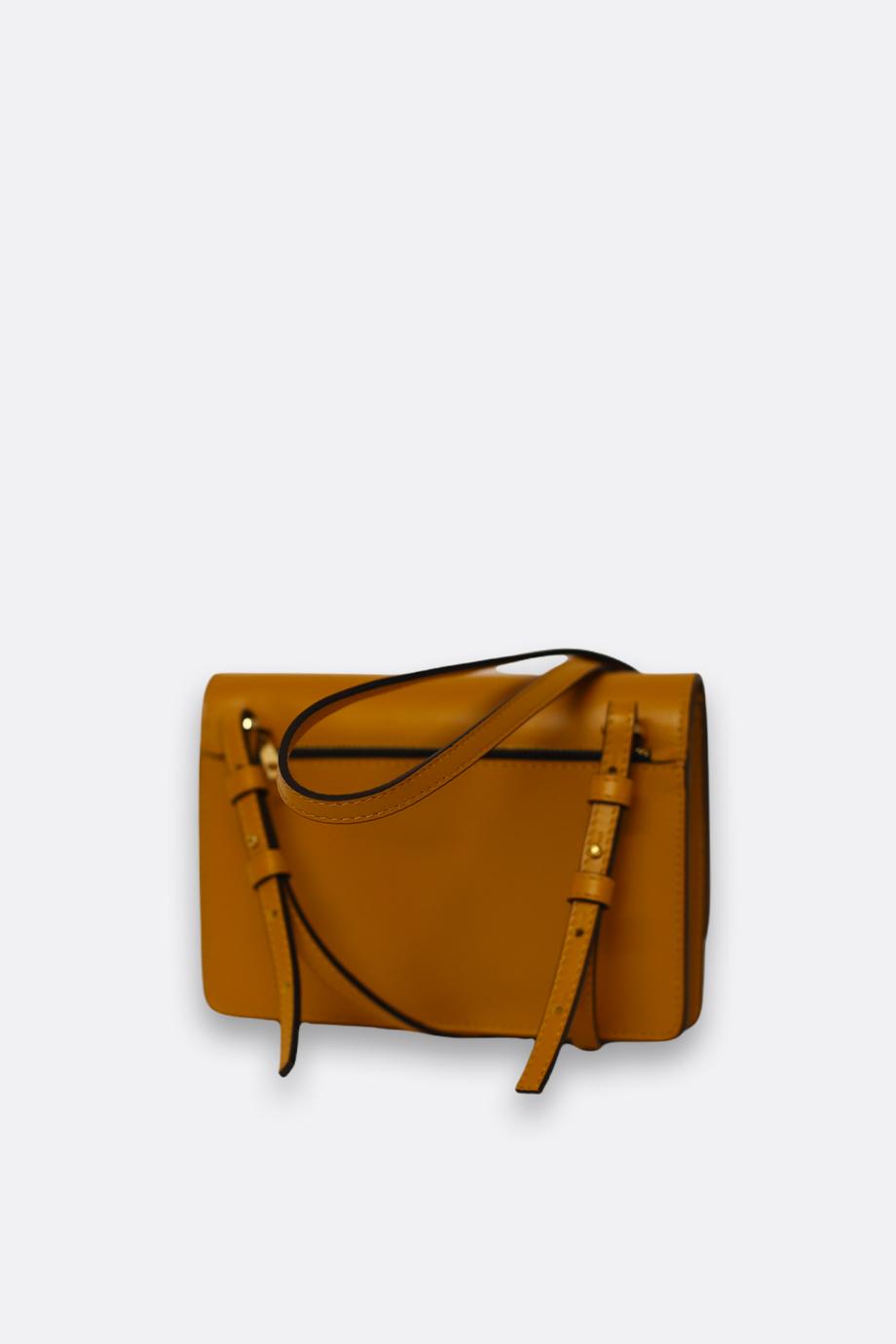 mini bag travel vit senape avenue 67